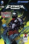 Обложка комикса Бэтмен и Робин №12