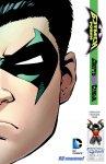 Обложка комикса Бэтмен и Робин №15