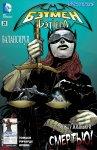 Бэтмен и Робин №21