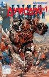 Обложка комикса Бэтмен/Супермен №3