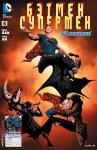 Обложка комикса Бэтмен/Супермен №5