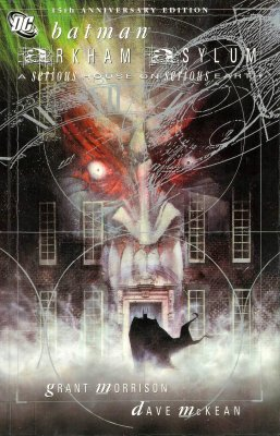 Серия комиксов Бэтмен: Лечебница Аркхэм