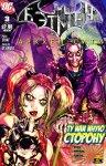 Обложка комикса Бэтмен: Аркхэм-Сити №3