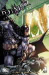Обложка комикса Бэтмен: Аркхэм-Сити. Цифровые Главы №1