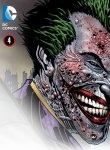 Обложка комикса Бэтмен: Аркхэм-Сити. Конец Игры №4