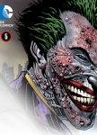 Обложка комикса Бэтмен: Аркхэм-Сити. Конец Игры №5