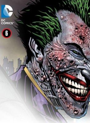 Серия комиксов Бэтмен: Аркхэм-Сити. Конец Игры №6