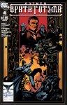 Обложка комикса Бэтмен: Врата Готэма №4