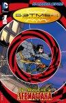 Обложка комикса Бэтмен Корпорация №1