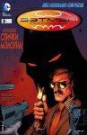 Обложка комикса Бэтмен Корпорация №3