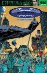 Обложка комикса Бэтмен Корпорация №7