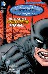 Обложка комикса Бэтмен Корпорация №10