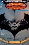 Обложка комикса Бэтмен Корпорация №12
