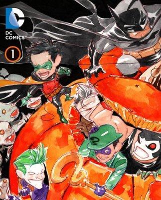 Серия комиксов Бэтмен: Маленький Готэм