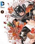 Обложка комикса Бэтмен: Маленький Готэм №2