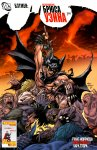 Обложка комикса Бэтмен: Возвращение Брюса Уэйна №1