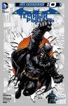 Обложка комикса Бэтмен: Темный Рыцарь №0
