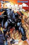 Обложка комикса Бэтмен: Темный Рыцарь №1