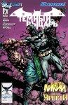 Обложка комикса Бэтмен: Темный Рыцарь №2