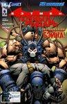 Обложка комикса Бэтмен: Темный Рыцарь №6