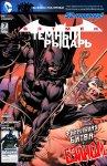 Обложка комикса Бэтмен: Темный Рыцарь №7