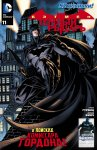 Обложка комикса Бэтмен: Темный Рыцарь №11