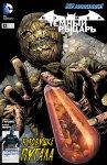 Обложка комикса Бэтмен: Темный Рыцарь №12