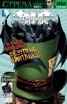 Обложка комикса Бэтмен: Темный Рыцарь №16