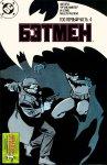 Обложка комикса Бэтмен №407