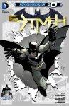 Обложка комикса Бэтмен №0