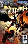 Обложка комикса Бэтмен №2