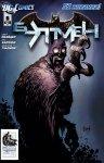 Обложка комикса Бэтмен №6