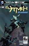 Обложка комикса Бэтмен №8