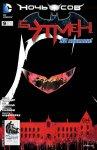 Обложка комикса Бэтмен №9