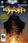 Обложка комикса Бэтмен №11