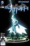Обложка комикса Бэтмен №12