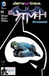 Обложка комикса Бэтмен №15