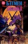 Обложка комикса Бэтмен против Хищника №2