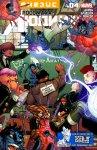 Обложка комикса Росомаха и Люди Икс №4