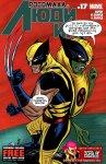 Обложка комикса Росомаха и Люди Икс №17