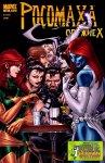 Обложка комикса Росомаха: Оружие Икс №10