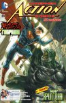 Обложка комикса Супермен в Action Comics №20