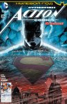 Обложка комикса Супермен в Action Comics №25