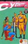 Обложка комикса Блистательный Супермен №9