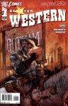 Обложка комикса Легенды Дикого Запада №1