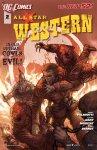 Обложка комикса Легенды Дикого Запада №2