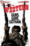 Обложка комикса Легенды Дикого Запада №3