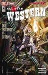 Обложка комикса Легенды Дикого Запада №4