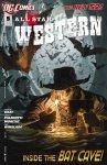 Обложка комикса Легенды Дикого Запада №5