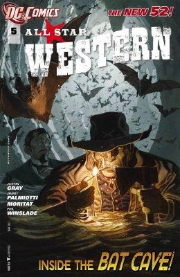 Серия комиксов Легенды Дикого Запада №5